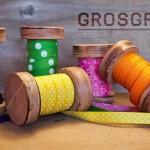 Grosgrain at Tea Party Ribbons