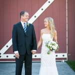 Real Weddings: Susan and Steven's Strawberry Farms Wedding
