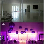 DIY Uplighting Makes Your Wedding Shine for Less