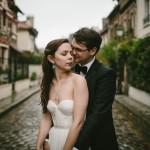 Real Weddings: Allison and Austin's Romantic Paris Elopement