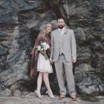 Real Weddings: Krista and Kristofer's North Carolina Mountain Wedding