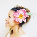 5 Ways to Wear Flowers in your Hair on your Wedding Day