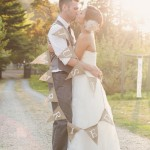 Real Wedding: Amy and Nick's B.C. Winery Wedding