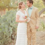 Real Wedding: Cathryn and Brian's At-Home San Antonio Wedding