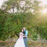 $500 California Orange Grove Elopement: Nicole and Matthew