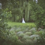 Intimate Ontario Garden Wedding: Christa and Jorden
