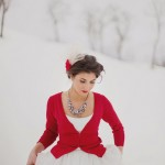 Baby It's Cold Outside: Winter Wedding Fashion