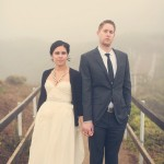 San Francisco Redwood Forest Elopement: Tina and Evan