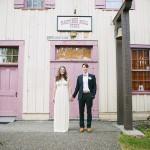 Real Weddings: James and Megan's Backyard B.C. Wedding