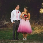 Real Weddings: Josh and Jen's $1,500 Salt Lake City Farm Wedding