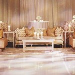 Lounging Around: How to Set Up a Lounge Space at your Wedding Reception