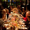 Family-Style Reception Dinner