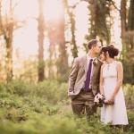 Real Weddings: Malena and Scott's Long Island Picnic Wedding
