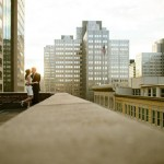 On Top Of The World: Rooftop Weddings