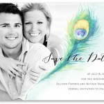 Cheap Meets Chic with Photo Save the Dates From Ann's Bridal Bargains