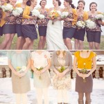 Mix and Match with Separates: Bridesmaid Fashion Inspiration