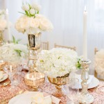 The Other Metallic: Rose Gold Wedding Inspiration
