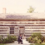 Rebecca and Jonathon's Rustic Vintage Barn Wedding