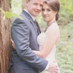 Keegan and Tyler's Portland Botanical Gardens Wedding