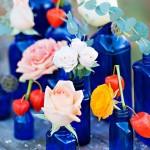 True-Blue: 5 Cobalt Blue Color Palettes for your Wedding Day