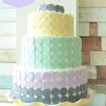 DIY Wedding Cake: Candy Wafer Cake