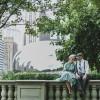Real Weddings: Falisha and Daron's Illinois Baha'i Elopement