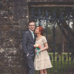 Real Weddings: Alex and Delaney's Irish Countryside Elopement