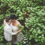 Real Weddings: Aja and Miranda's Tofino Beach Wedding