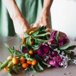 Sensational Citrus: 5 Celosia Orange Color Palettes for your Wedding Day