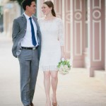 Katie and Rodney's Georgia Courthouse Elopement