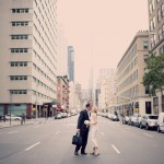 Kelly and Mark's NYC City Hall Elopement