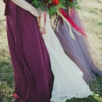 Red, Red Wine: 5 Burgundy Color Palettes for your Wedding Day