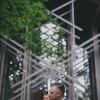 Sarah and Jason's $3,500 Thorncrown Chapel Wedding