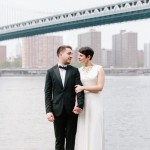 Lauren and Eric's Hip Brooklyn Restaurant Wedding