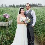 Thea and Jesse's Oregon Beachside Elopement