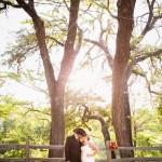 Allison and Cameron's Rustic Texas Barn Wedding