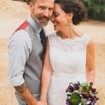 Jennifer and Casey's Rustic California Deer Farm Wedding