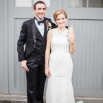 Liz and Ben's Modern D.C. Gallery Wedding