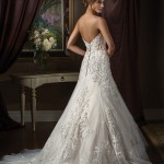 Romantic Wedding Dresses for One-of-a-Kind Brides from Jasmine Bridal