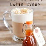 Pumpkin Spice Latte Recipe: DIY Favors