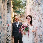 Nicole and Adam's Philadelphia Magic Gardens Wedding