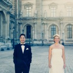 Olga and Kam's Romantic Paris Elopement