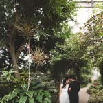 Jessica and Henry's Etobicoke Conservatory Wedding