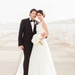 Katharina & Christoph's Northern Tuscany Wedding by the Sea