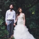 Victor and Kendel's Handmade Illinois Community Center Wedding