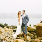 Christi and Richard's $5,000 Cape Cod Sunrise Wedding