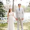 Charles and Kathleen's South Carolina Tea Room Wedding