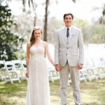 Charles and Kathleen's South Carolina Tea Room Wedding