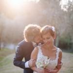 Maja and Dario's Romantic Outdoor Tuscan Wedding