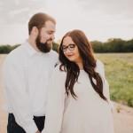 Sadie and Jonathon's Rustic Rural Texas Wedding